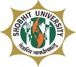 Shobhit University, Meerut logo