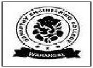 Ganapathy Engineering College logo