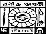 Rabindra Bharati University logo