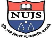 The West Bengal National University Of Juridicial science logo
