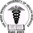 West Bengal University of Health Sciences, Kolkata logo