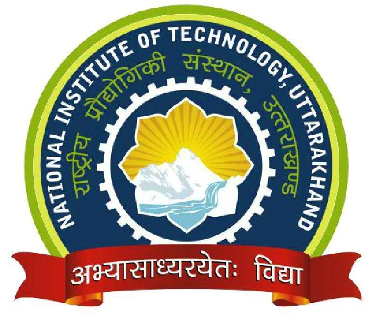 National Institute of Technology, Uttarkhand logo