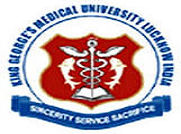 King George Medical University logo