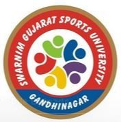 Swarnim Gujarat Sports University, Gandhi Nagar logo