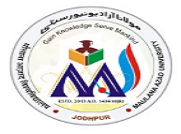 Maulana Azad University logo