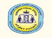 Mother Teresa Womens University logo