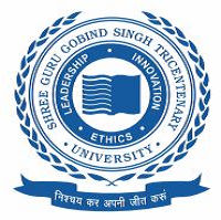 Shree Guru Gobind Singh Tricentenary University logo