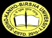 Sidho-Kanho Birsa University logo