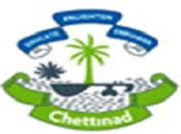 Chettinad Academy of Research and Education logo