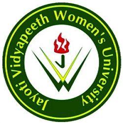 Jayoti Vidyapeeth Womens University logo
