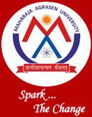 Maharaja Agrasen University logo