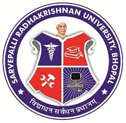 Sarvepalli Radhakrishnan University logo