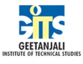 Geetanjali Institute of Technical Studies logo