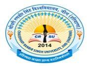Chaudhary Ranbir Singh University logo