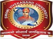 Swami Vivekananda University logo
