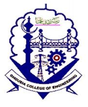 Ghousia College of Engineering, Ramanagar logo