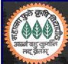 Mahatma Phule Krishi Vidyapeeth logo