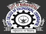 Government College of Engineering logo