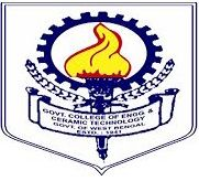 Government College of Engineering and Ceramic Technology logo