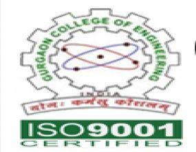 Gurgaon College of Engineering logo