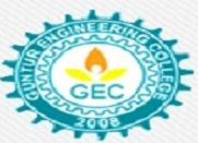 Guntur Engineering College logo