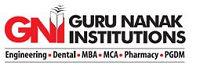 Guru Nanak Institute Technology, Ibrahimpatnam logo