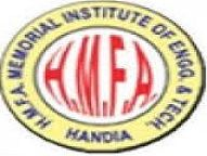 HMFA Memorial Institute of Engineering and Technology logo