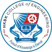 HKBK College of Engineering logo