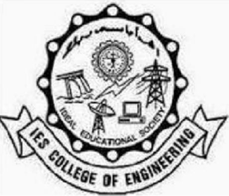 IES College of Engineering Chittilappilly logo