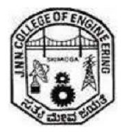 Jawaharlal Nehru National College of Engineering logo