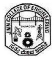 Jawaharlal Nehru National College of Engineering logo