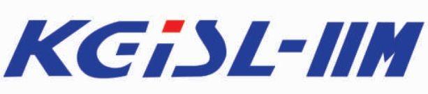 KGiSL Institute of Information Management logo