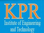 KPR Institute of Engineering and Technology logo