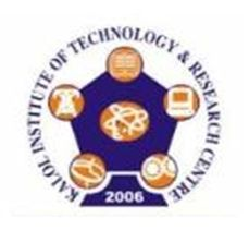 Kalol Institute of Technology and Research Centre, Gandhi Nagar logo