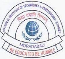 Kothiwal Institute of Technology and Professional Studies logo