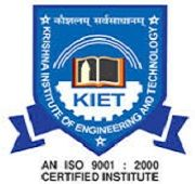 KIET Group of Institutions logo