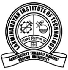 Laxminarayan Institute of Technology logo