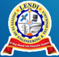 Lendi Institute of Engineering and Technology logo