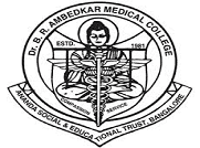 Dr BR Ambedkar Medical College logo