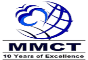 MM College of Technology logo
