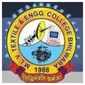 MLV Textile and Engineering College logo