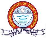 Madhav Institute of Technology and Science logo