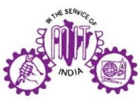 Madras Institute of Technology Anna University logo