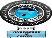 Mahatma Gandhi Institute of Technology, Hyderabad logo