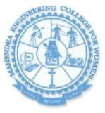 Mahendra Engineering College for Women logo