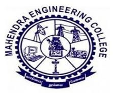 Mahendra Engineering College logo