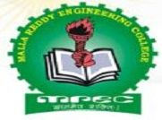 Malla Reddy Engineering College, Hyderabad logo