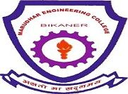 Marudhar Engineering College logo