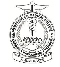 Dr Somervel Memorial Csi Hospital and Medical College logo