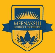 Meenakshi College of Engineering logo